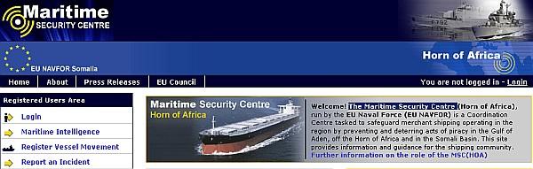 Maritime Security Centre