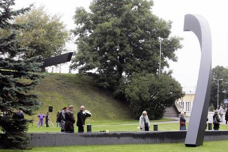 Estonia Mälestusmärk Tallinnas