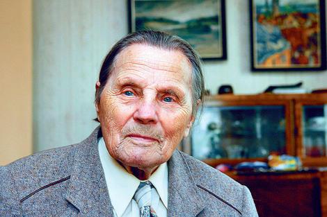 3. oktoobril 100-aastaseks saanud Harry Veide on Pärnumaa kuulsate meremeeste ja laevaehitajate Veidede järeltulija.