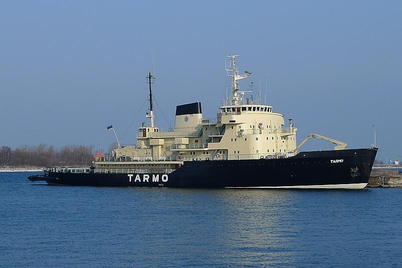 Jäämurdja Tarmo (Foto: Dan Heering)