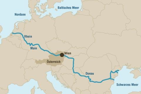 Austria ida-lääne hub