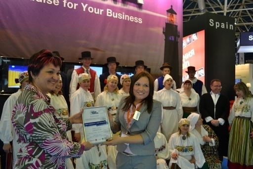 TransRussia auhind  Foto autor BaltmarketConsult OÜ