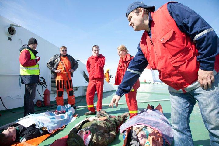 Rahvusvaheline merepäästeõppus Tallinna lahel 17. mail