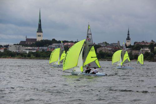 RS Feva'd Tallinn Race'l Kätlin Tammiste ja Anna Maria Seppa juhtimisel