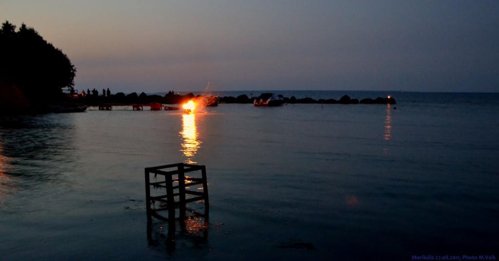 Suurupi poolsaarel Merikülas 27.augustil 2011. Foto: Mairold Vaik