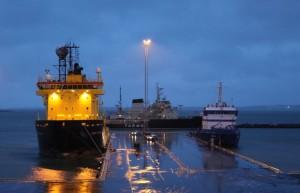 Vidar Viking Hundipea sadamas