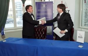 blrt ja mereakadeemia lepingu allkirjastamine