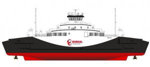 Boreal ferry