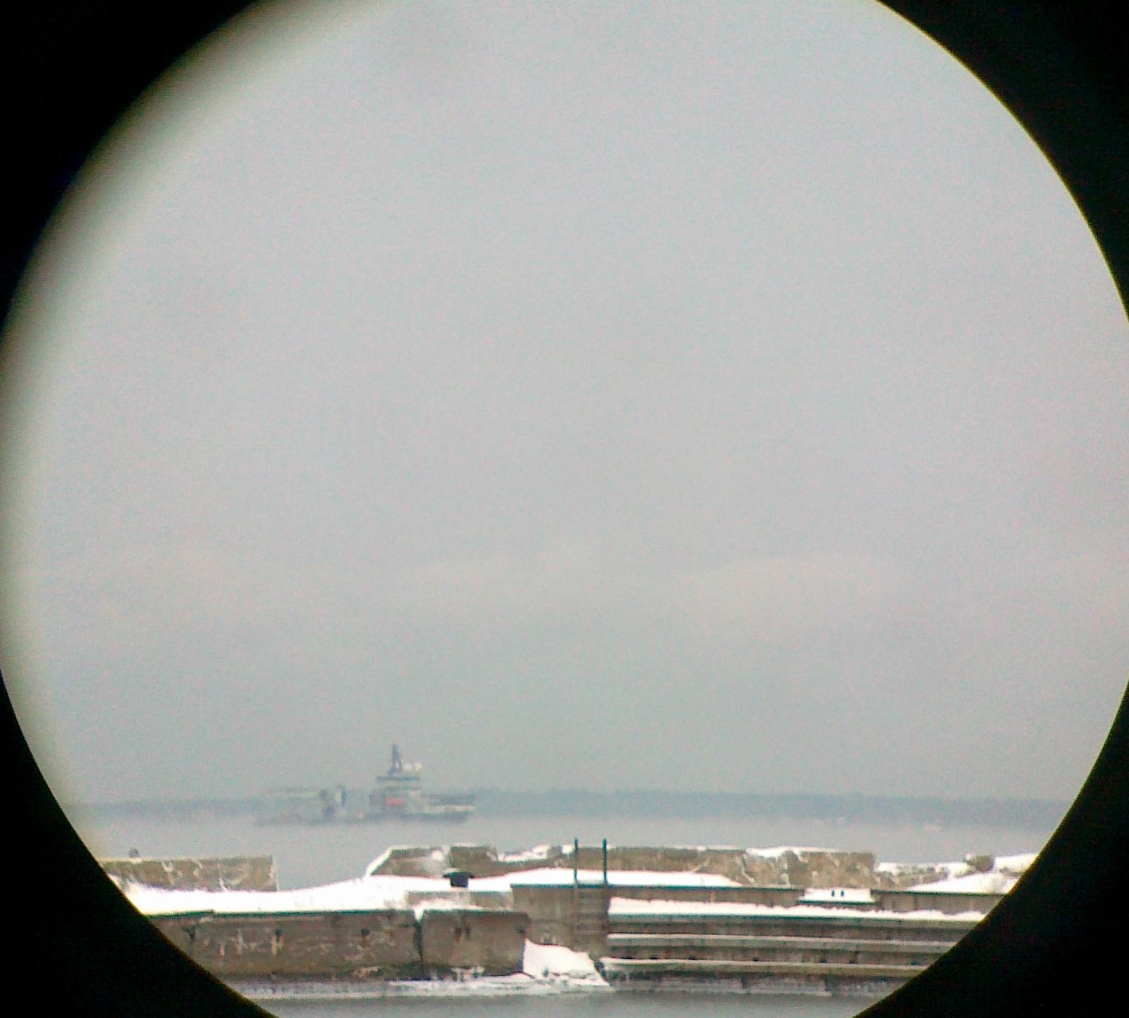 Botnica esimest korda Tallinna lahel