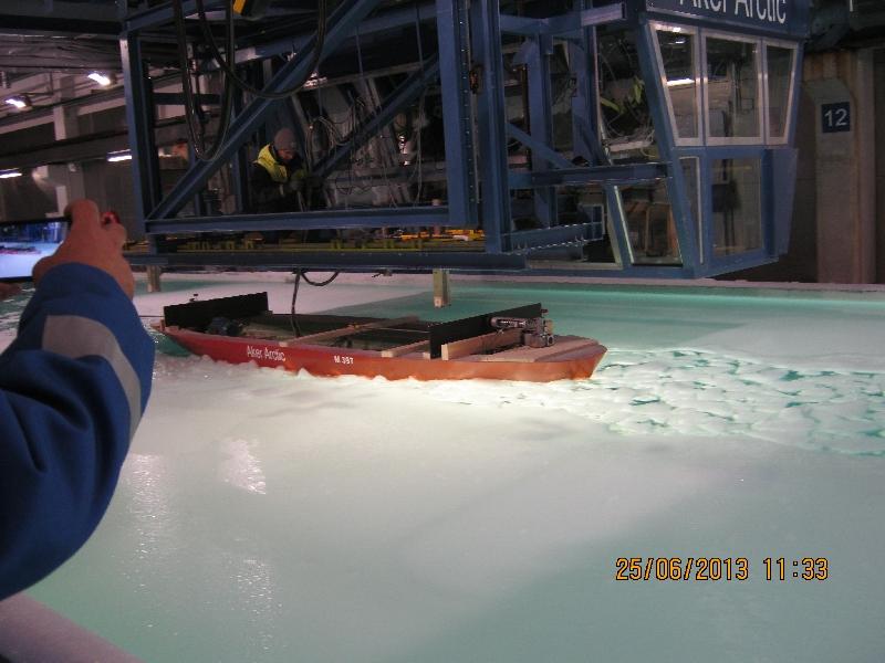 vormsi laeva basseinikatsetused