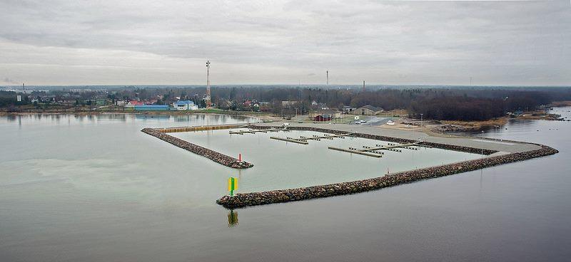 Kärdla sadam 2013