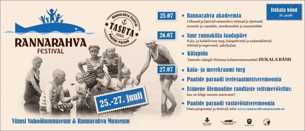 Rannarahva festival